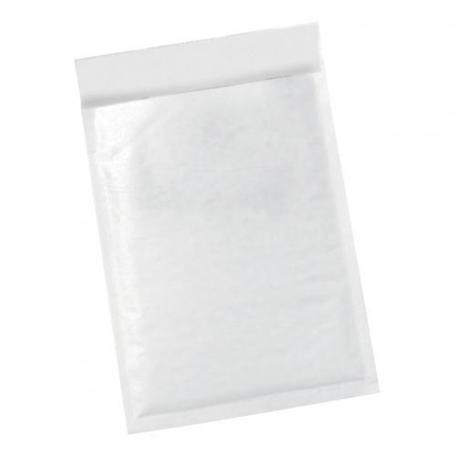 5 Star Bubble Bags - Size 1 - White (Pk 100)