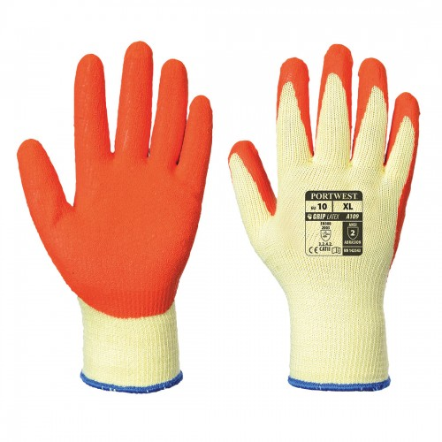 Grip Glove - Orange