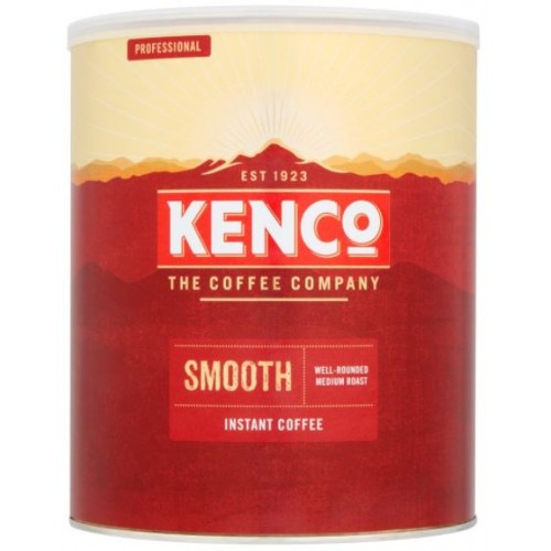 Kenco Smooth Instant Coffee  750 gm