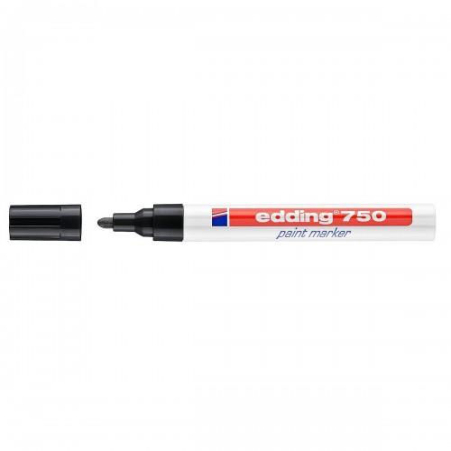Edding 750 Paint Marker - Black