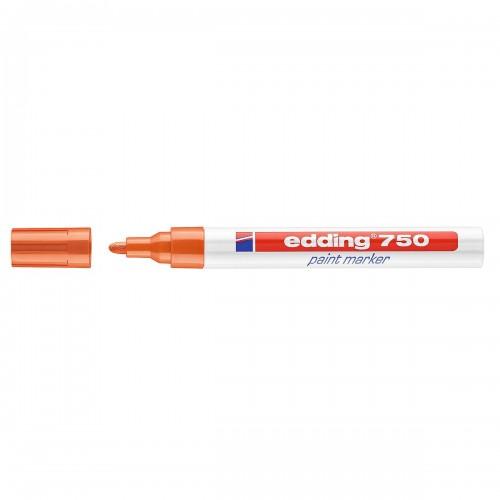 Edding 750 Paint Marker - Orange