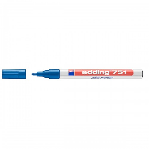 Edding 751 Paint Marker - Blue