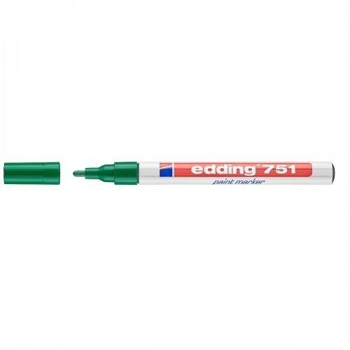 Edding 751 Paint Marker - Green