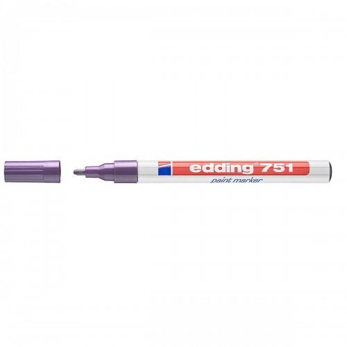 Edding Paint Marker - Purple (Pk 10)