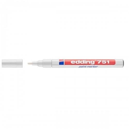 Edding 751 Paint Marker - White