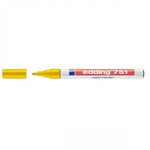 Edding 751 Paint Marker - Yellow