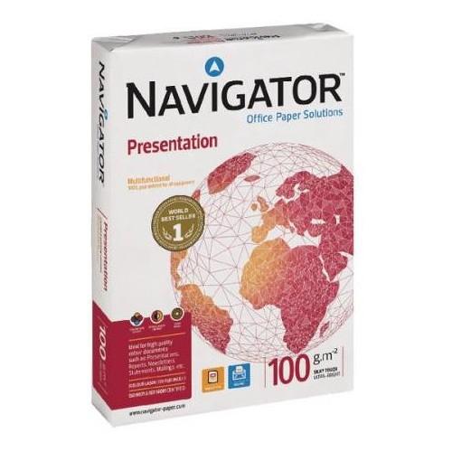 Navigator A4 100gm Paper white pk 500