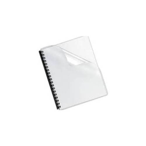 A3 Clear Binding Covers  240 Micron   Pack of 100