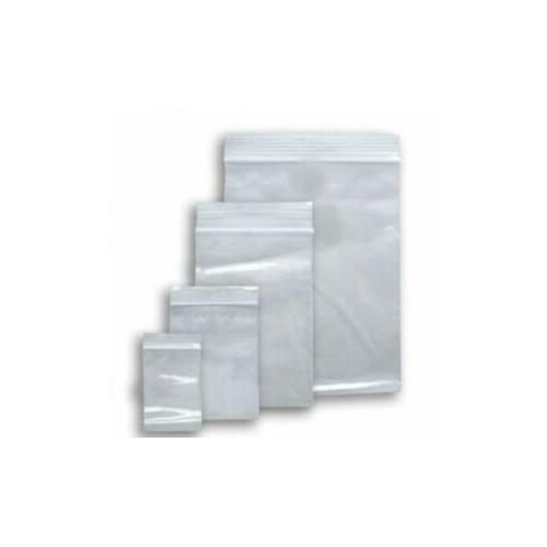 "PL3 Grip Seal Bag 3.5"" x 4.5"".   Pack of 100.     200gm"
