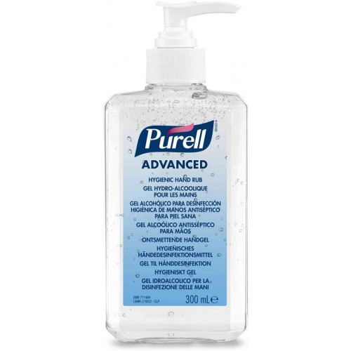PURELL® Advanced Hygienic Hand Rub (1x 300ml bottle)
