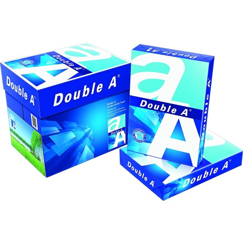 Double A Business Everyday Paper A4 White (Box of 2,500 Sheets)