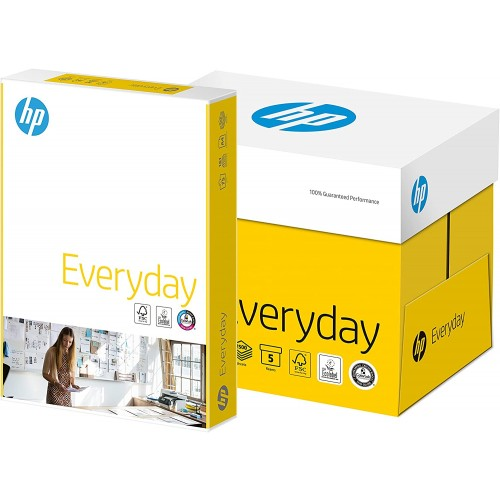 HP Everyday Paper FSC Colorlok A4 White (Box of 2,500 Sheets)