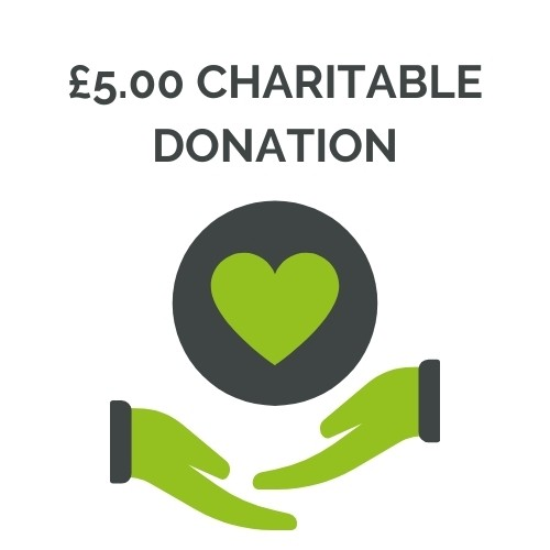 £5.00 Charitable Donation