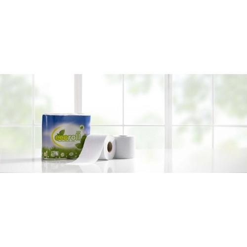 KT Toilet Roll 320 Sheet Ecoroll Wrap 4 pack  PK36