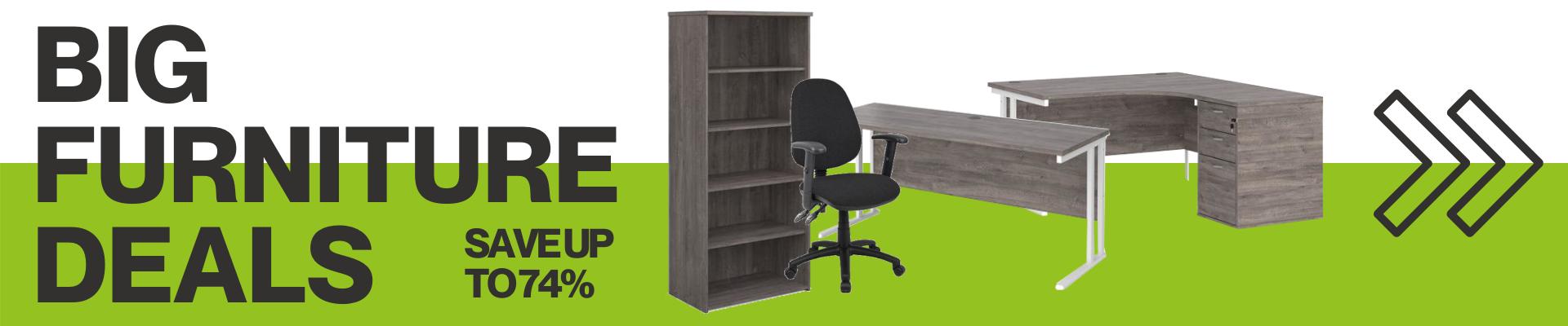 Big Office Furniture Deals