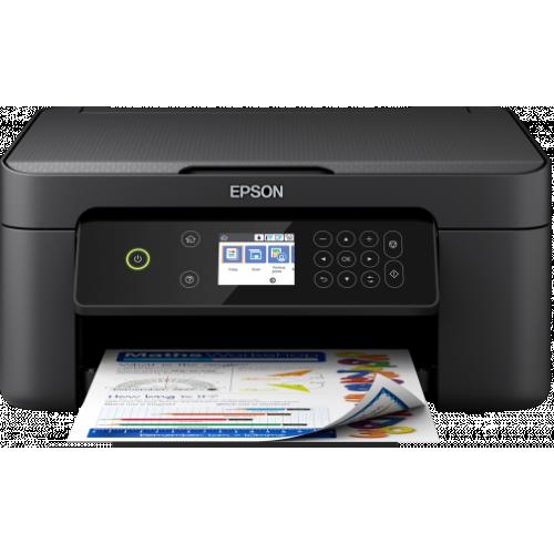 Epson Expression Home XP-4100 Print/Scan/Copy Wi-Fi Printer (Black)