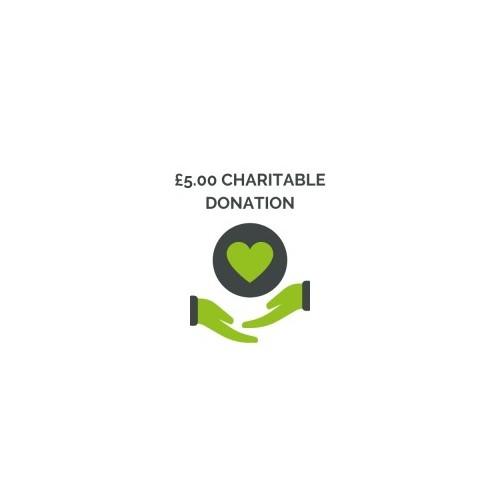 5.00 Charitable Donation