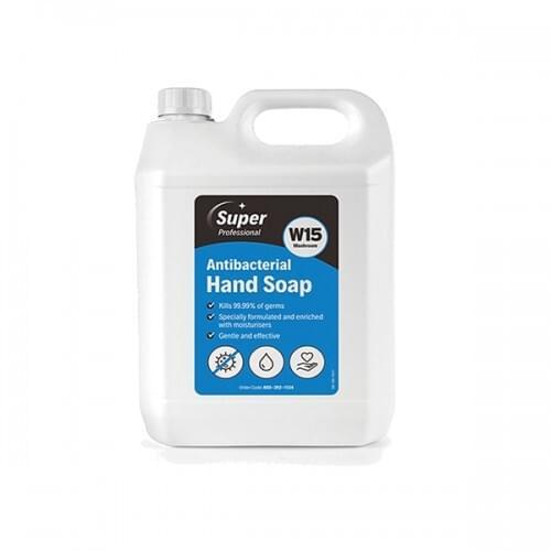KT Antibacterial Hand Soap 5Ltr