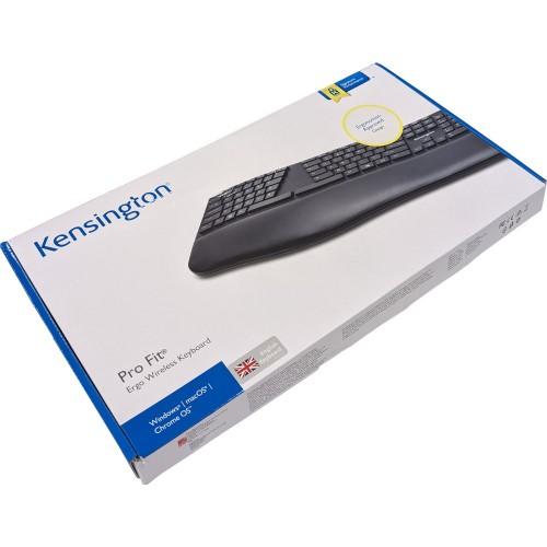 Kensington Pro Fit Ergo Wireless Keyboard (UK)