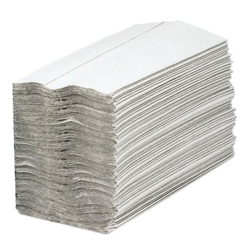 KT C-Fold White 2ply  Paper Hand Towels PK2400