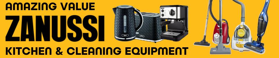 Zanussi Kitchen & Cleaning Equipment