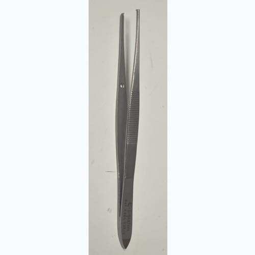 Forcep Dissecting Iris Toothed 10cm Pack 20