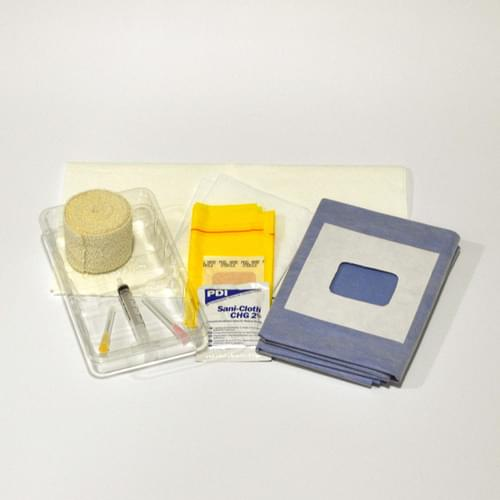 Implant Insertion Pack Pack 1