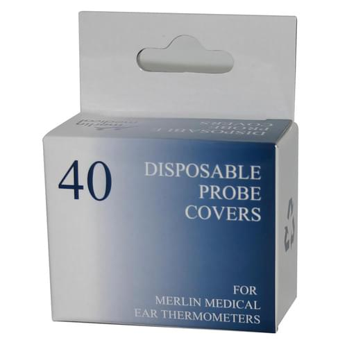 Radiant TH809 Probe Covers Pack 40