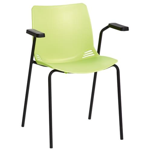 Neptune Visitor Seat, Inc Arms-Green