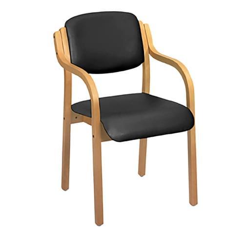 Aurora Stack Visit. Seat, Inc Arms Black