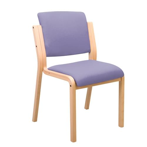 Genisis Easy Seat, No Arms, AbV-Lilac