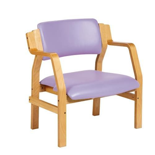 Aurora Bariatric Chair, 222Kg, Vinyl-Lil