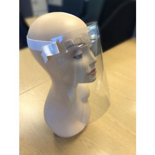 Plastic Visor Face Shield *Multiples of 25 only*