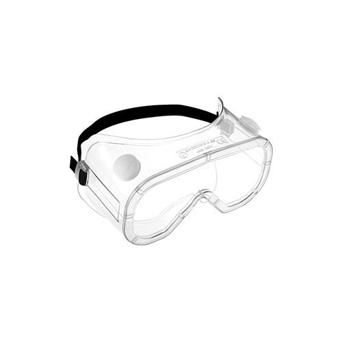 Dust Liquid Splash Goggle Clear, Anti Scratch Lens