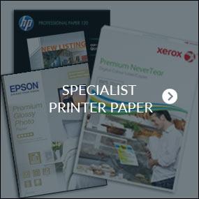 Specialist Printer Paper
