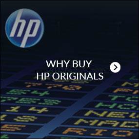 Why Buy HP Originals