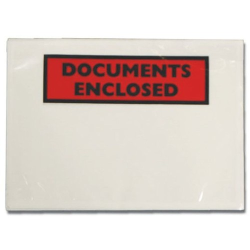 Document enclosed