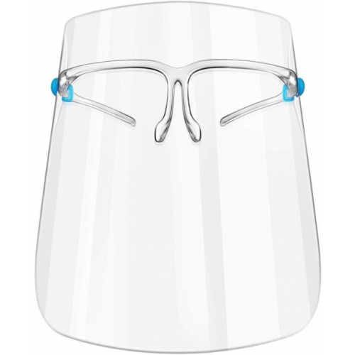 Face Visor with built in Goggles