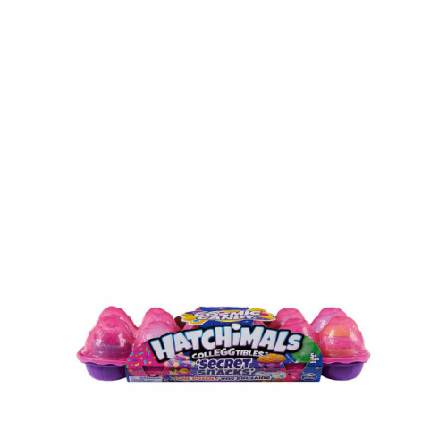 Hatchimals CollEGGtibles Cosmic Candy 12 Pack Egg Carton