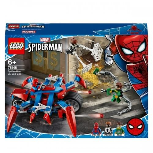 LEGO 76148 Marvel Super Heroes Spider-Man vs. Doc Ock set
