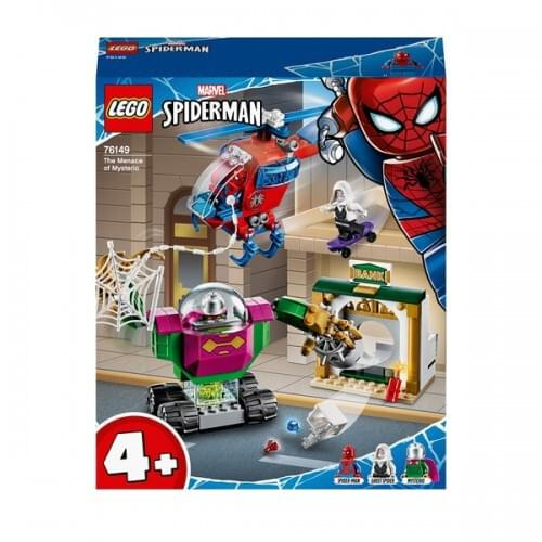 LEGO 76149 Marvel Super Heroes Spider-Man The Menace of Mysterio