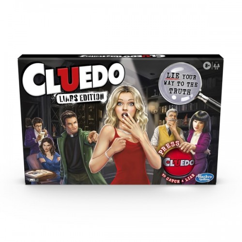 Cluedo Liars Edition Game