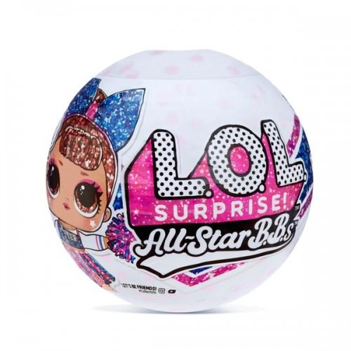 L.O.L. SURPRISE ALL STAR BBS LOL