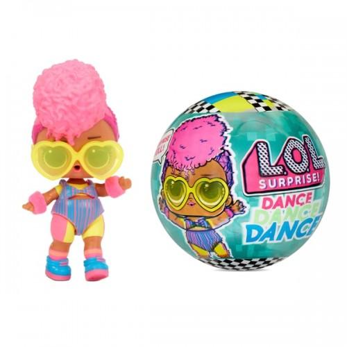 L.O.L. Surprise! Dance Dance Dance Dolls Assortment LOL