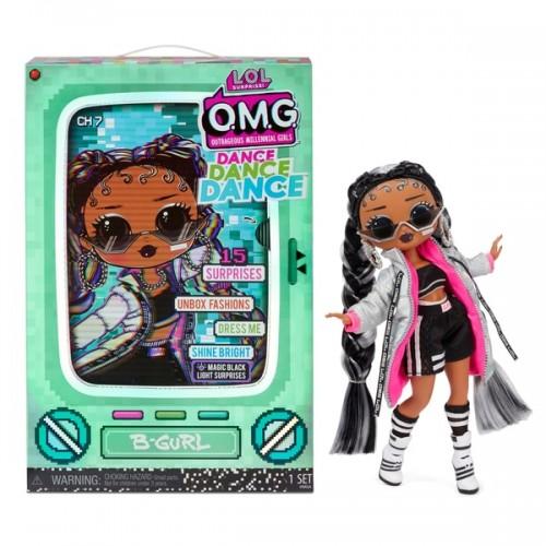 L.O.L. Surprise! OMG Dance Dance Dance B-Gurl Fashion Doll lol