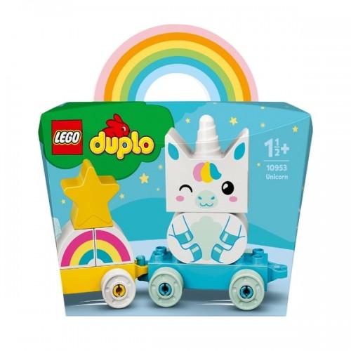 LEGO DUPLO Unicorn Train Toy