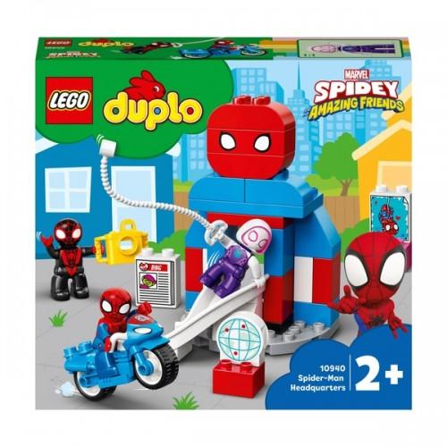 LEGO Spider-Man Headquarters DUPLO