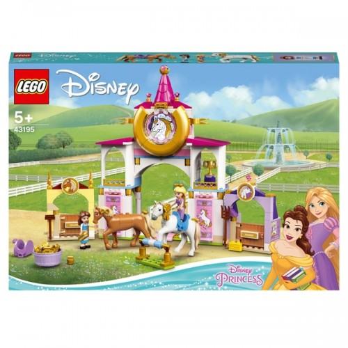 Disney Belle & Rapunzel's Royal Stables Horse Toy LEGO