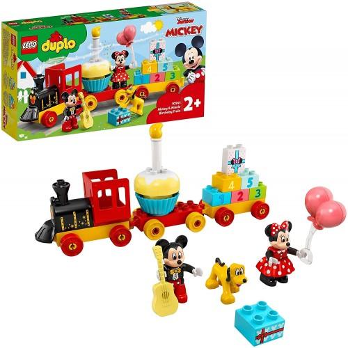 LEGO DUPLO Disney Mickey and Minnie Birthday Train