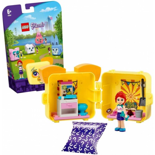 LEGO Friends Mia's Pug Cube Series